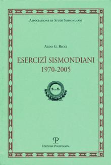 Esercizî Sismondiani 1970-2005.