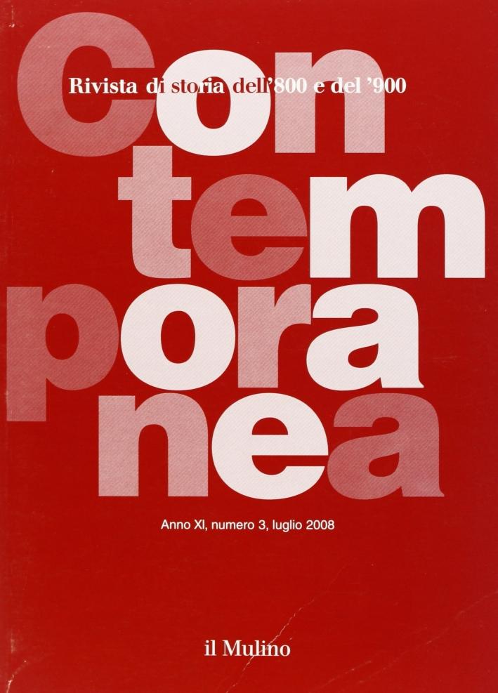 Contemporanea (2008). Vol. 3
