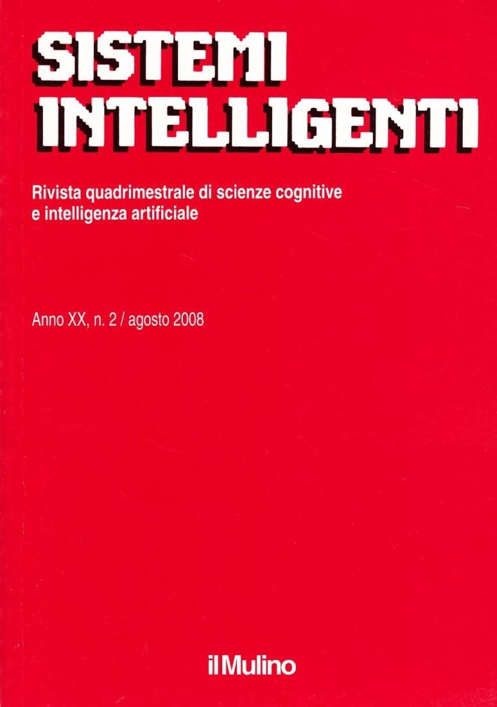 Sistemi intelligenti (2008). Vol. 2.