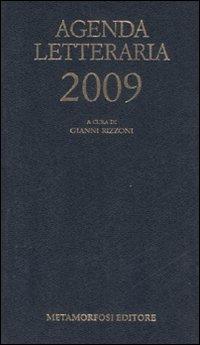 Agenda letteraria 2009