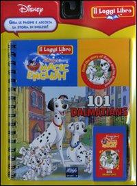 Magic English. 101 Dalmatians. Il Leggi Libro. Ediz. illustrata. Con cartuccia sonora