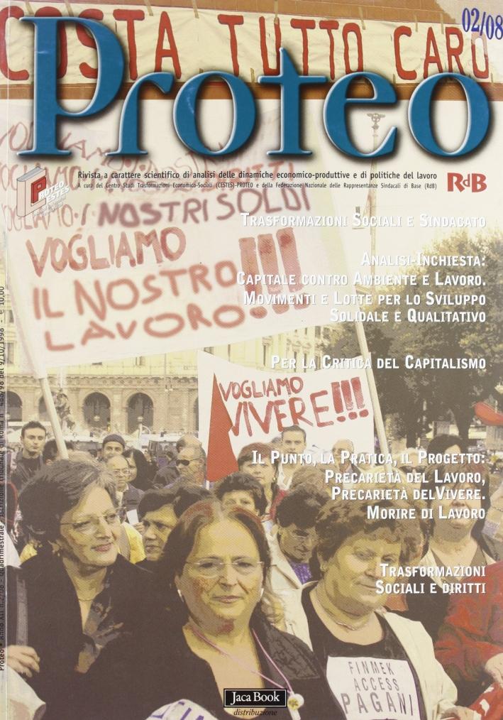 Proteo (2008). Vol. 2