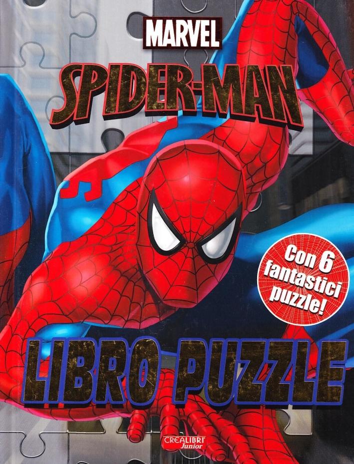 Spider-man. Libro puzzle. Ediz. illustrata