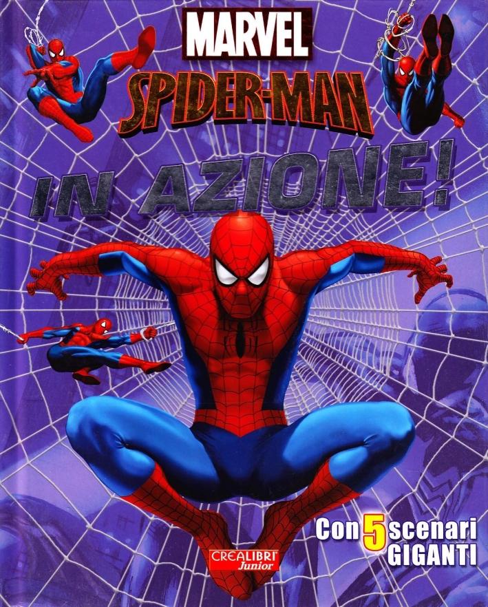 Spider-man in azione! Ediz. illustrata