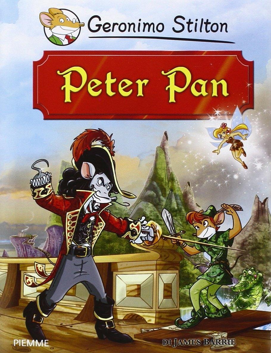 Peter Pan di James Barrie