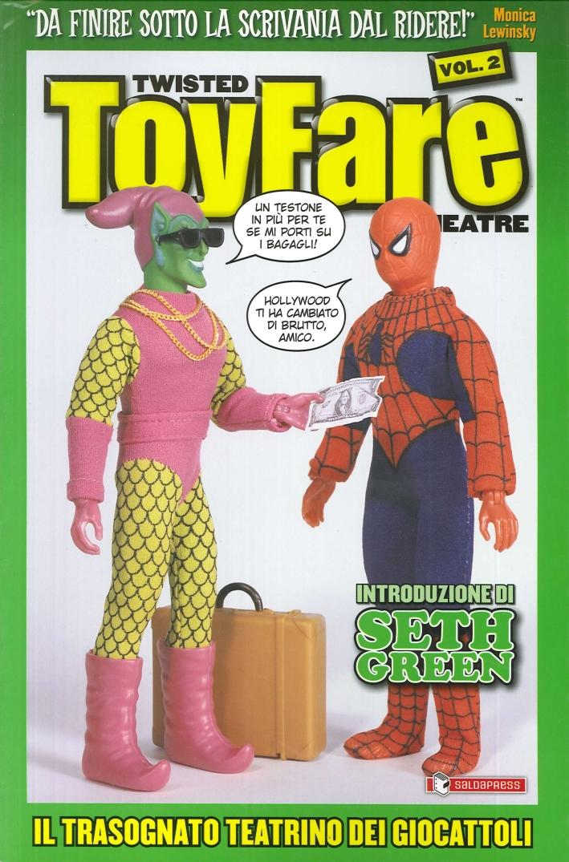 Twisted Toyfare theatre. Il trasognato teatrino dei giocattoli. Vol. 2