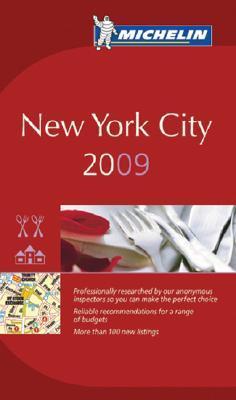 New York City 2009. La Guida Michelin.