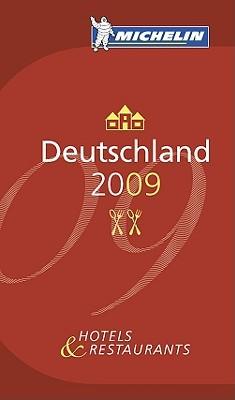 Deutschland 2009. La Guida Michelin.