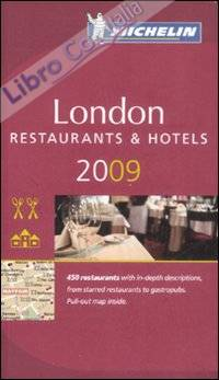 London 2009. La Guida Michelin.