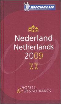 Nederlandnetherlands 2009. La Guida Michelin.