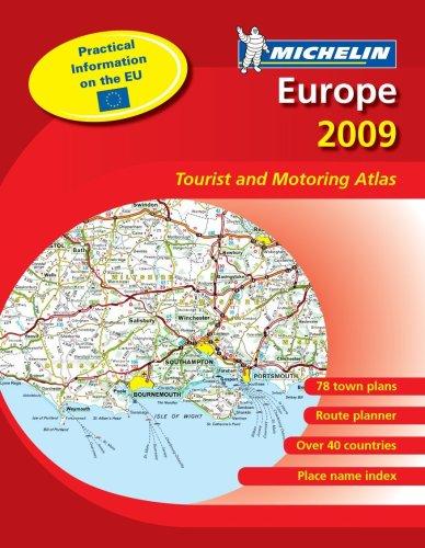 MOT Atlas Europe
