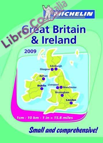 Mini Atlas Great Britain and Ireland.