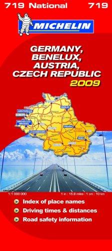 Germany, Austria, Benelux, Czech Republic 2009.