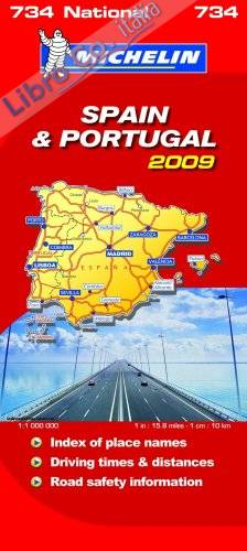 Spain and Portugal 2009