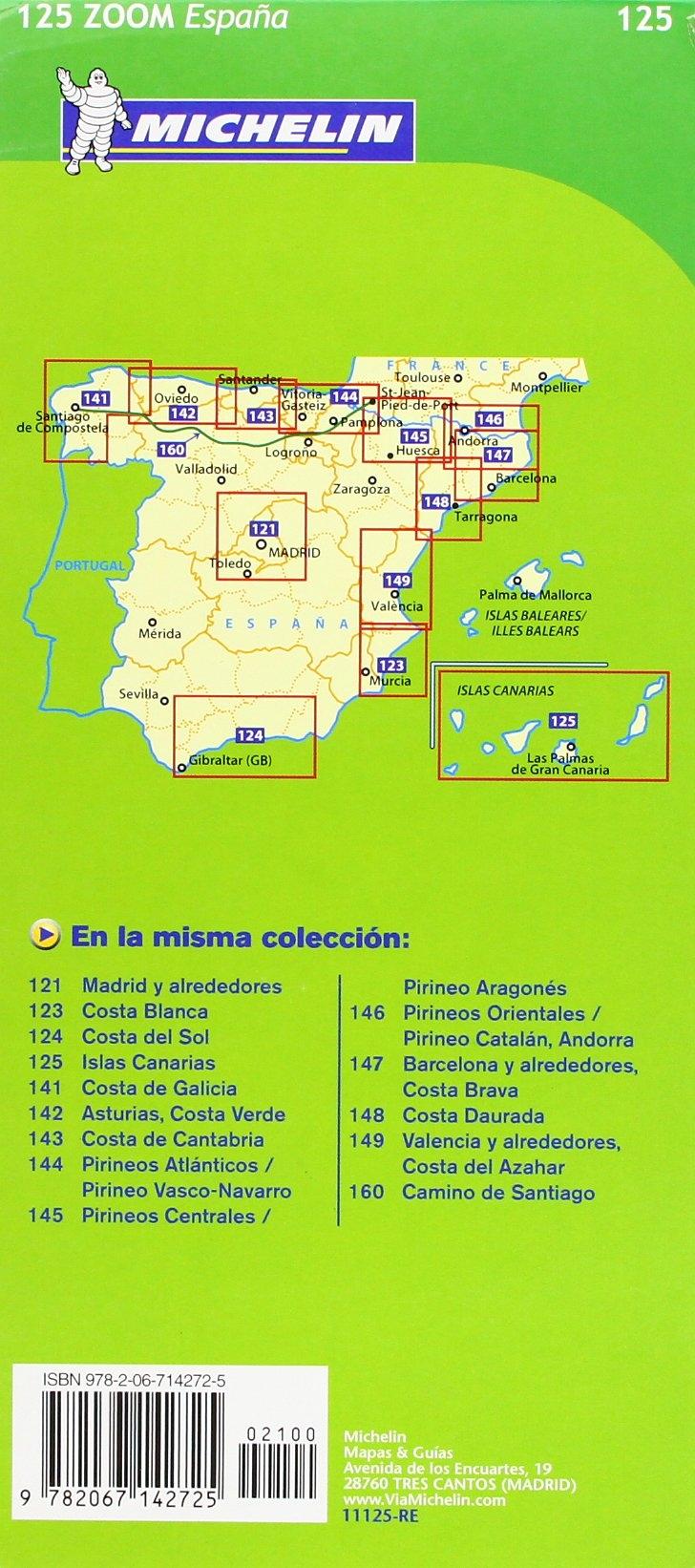 Islas Canarias 1:150.000. Ediz. multilingue