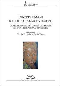 Diritti umani e diritto allo sviluppo. La promozione dei diritti dei minori da una prospettiva di genere