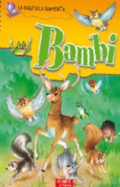 Bambi. La farfalla racconta. Ediz. illustrata