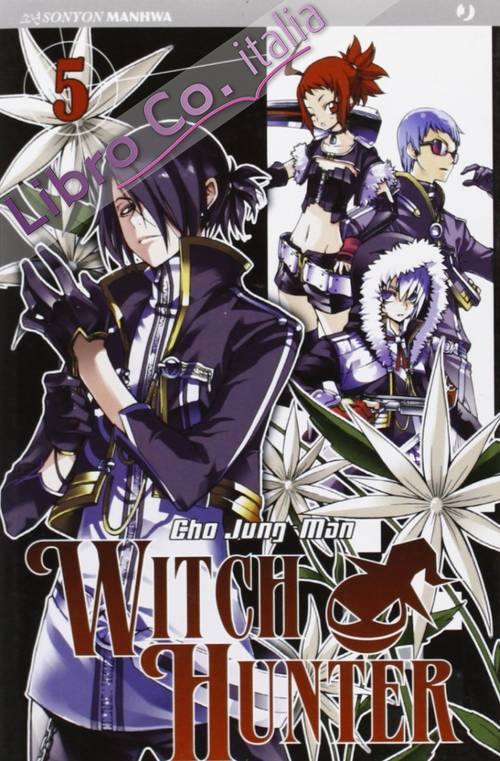 Witch Hunter. Vol. 5