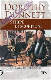 Stirpe di Scorpioni. La Saga di Niccolò