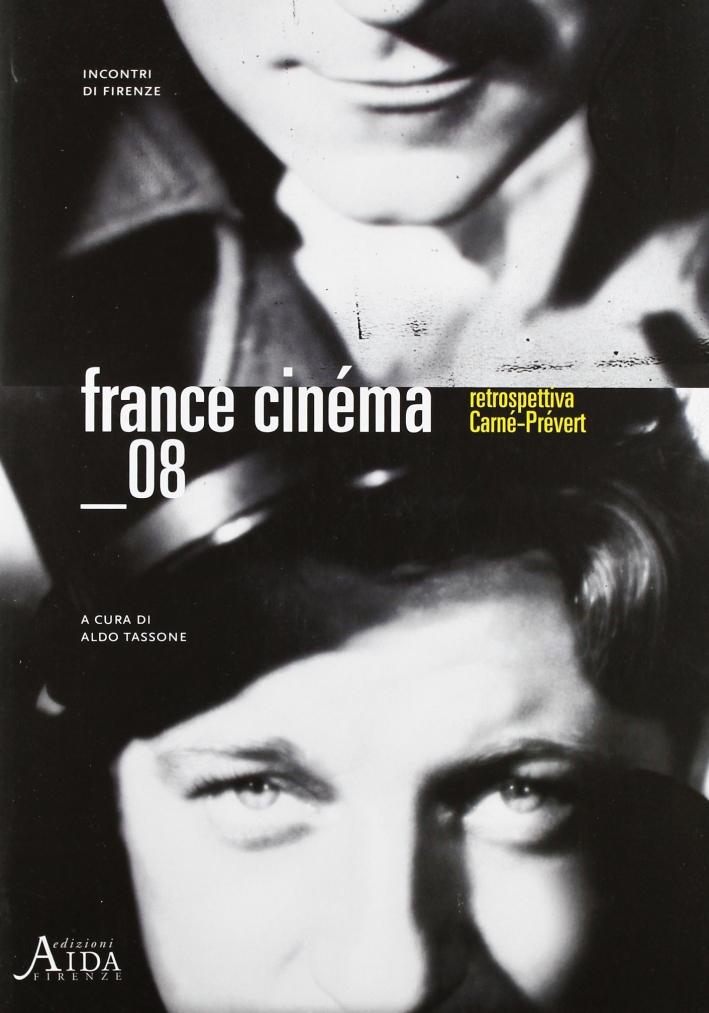 France cinema 08. Retrospettiva Carnè-Prevert