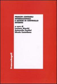 Principi contabili internazionali e sistemi di controllo interno
