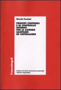 Principi contabili e di controllo interno per le aziende sanitarie ed ospedaliere