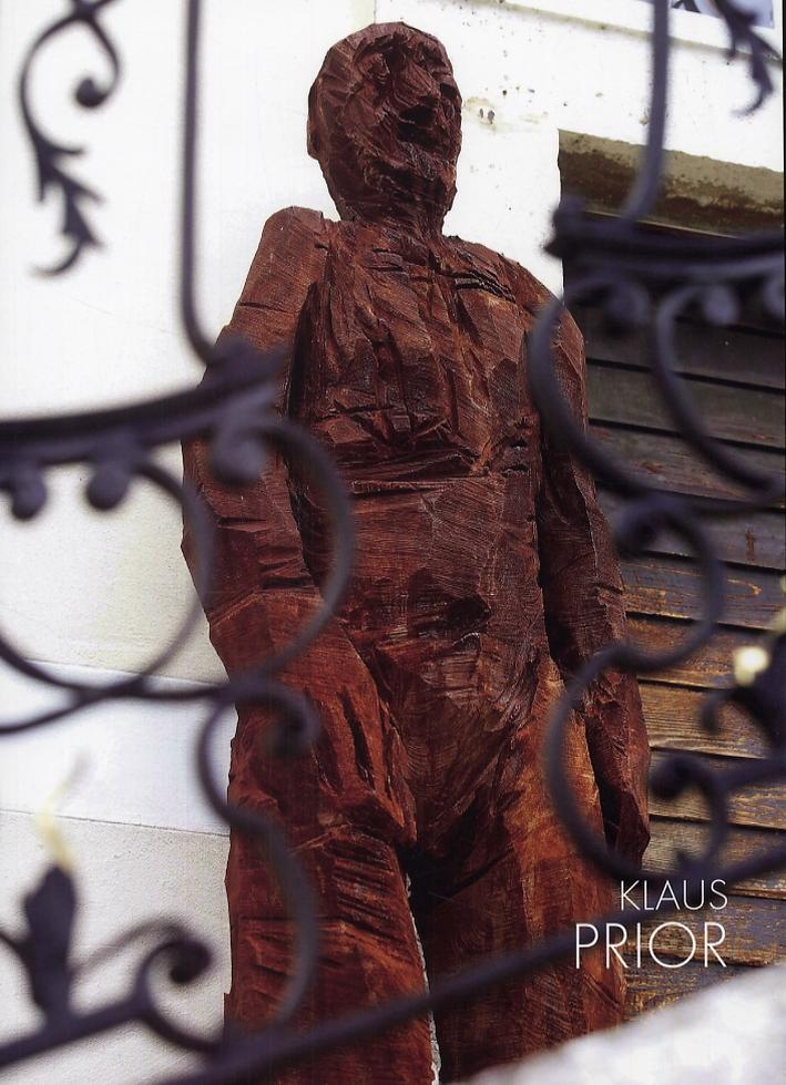 Klaus Prior. Opere 2001-2006. [Edizione italiana e tedesca]