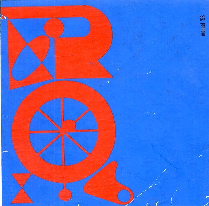 Arte concreta 1952-53
