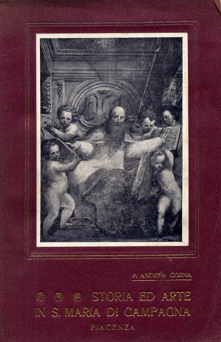 Storia ed arte in S. Maria di Campagna (Piacenza)