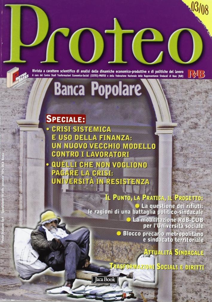 Proteo (2008). Vol. 3