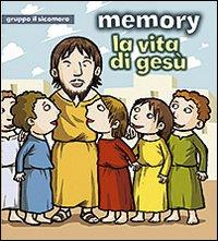 La vita di Gesù. Memory. Con 48 carte. Ediz. illustrata