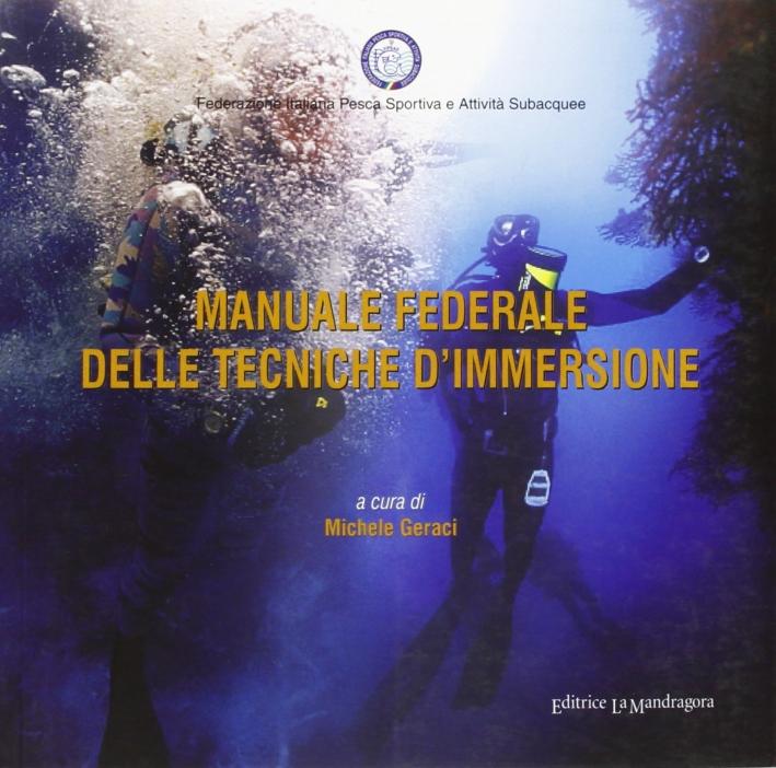 Manuale federale delle tecniche d'immersione