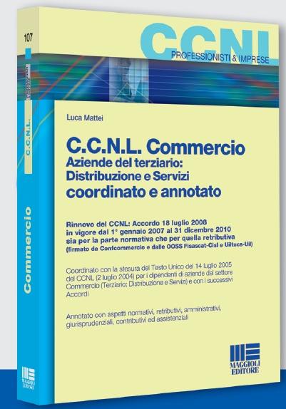 CCNL commercio