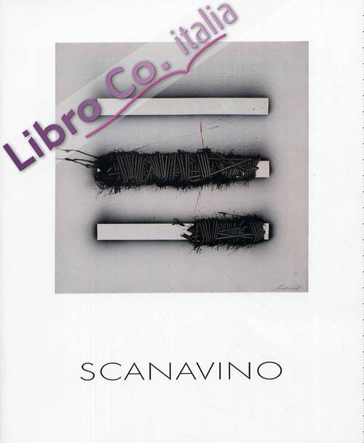 Emilio Scanavino. Opere 1954-1983
