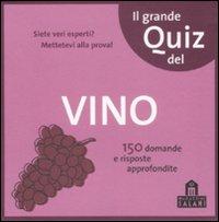 Il grande quiz del vino. Carte