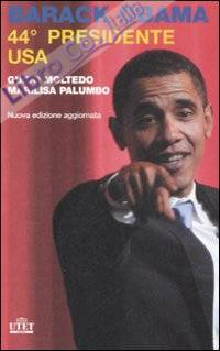 Barack Obama. 44º Presidente Usa