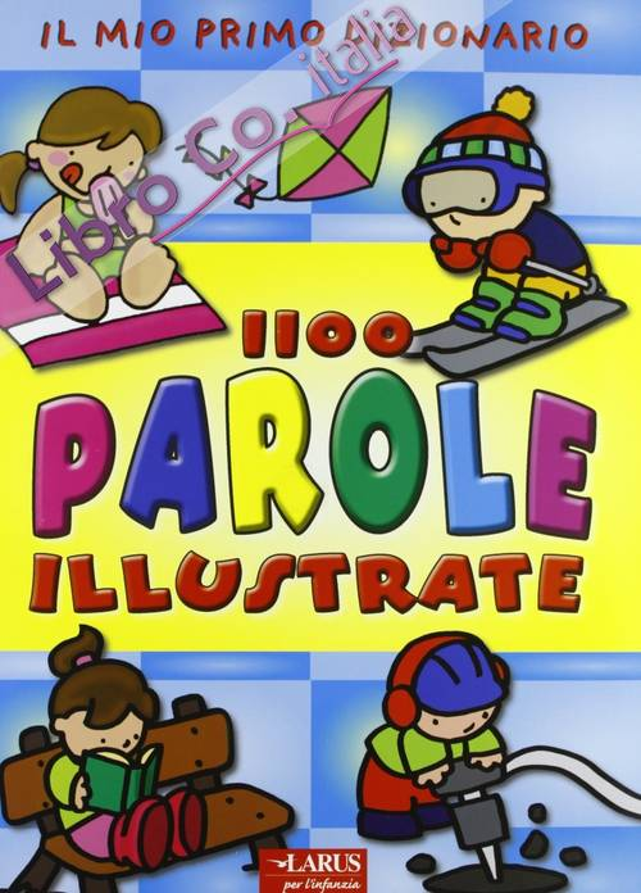 1100 parole illustrate. Ediz. illustrata