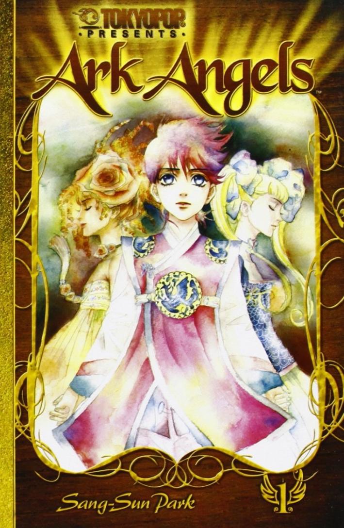 Ark Angel. Vol. 1