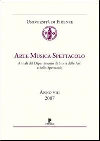 Arte, musica, spettacolo
