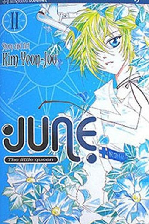 June the little queen. Vol. 2