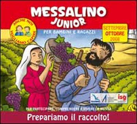 Messalino junior. Settembre-ottobre 2008