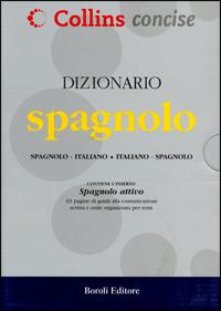 Dizionario. Spagnolo-italiano, italiano-spagnolo