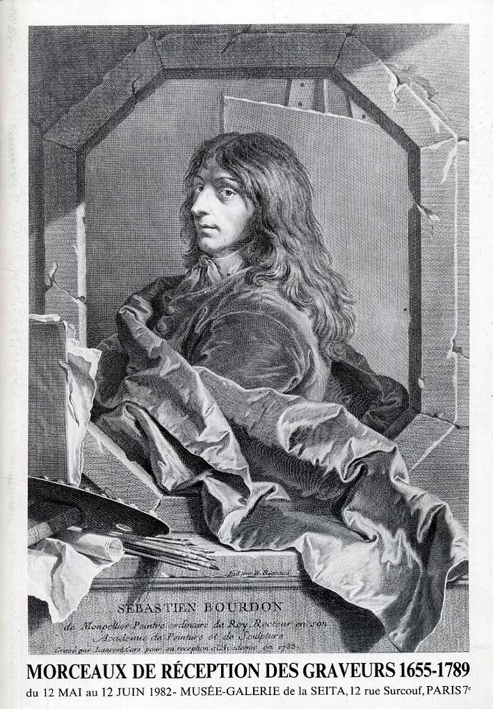 Les morceaux de réception des graveurs à l'Académie Royale des Beaux-Arts (1655-1789)