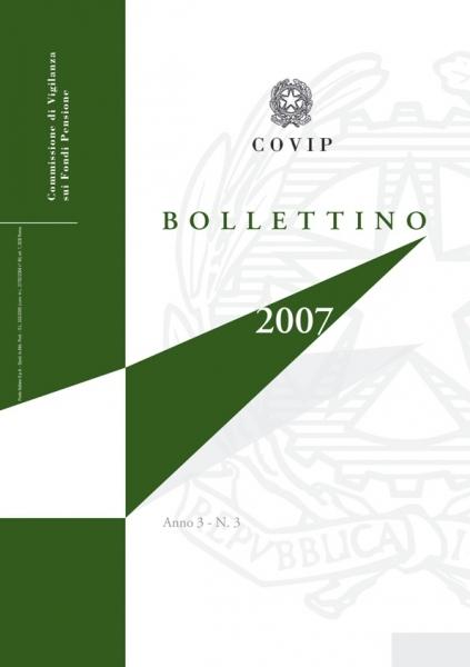 Bollettino Covip. Abbonamento annuale