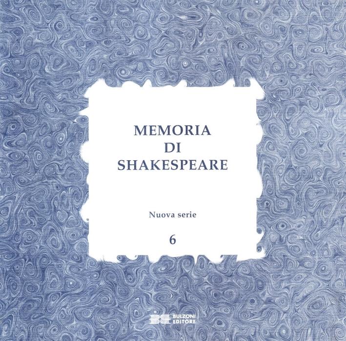 Shakespeare e l'Italia.