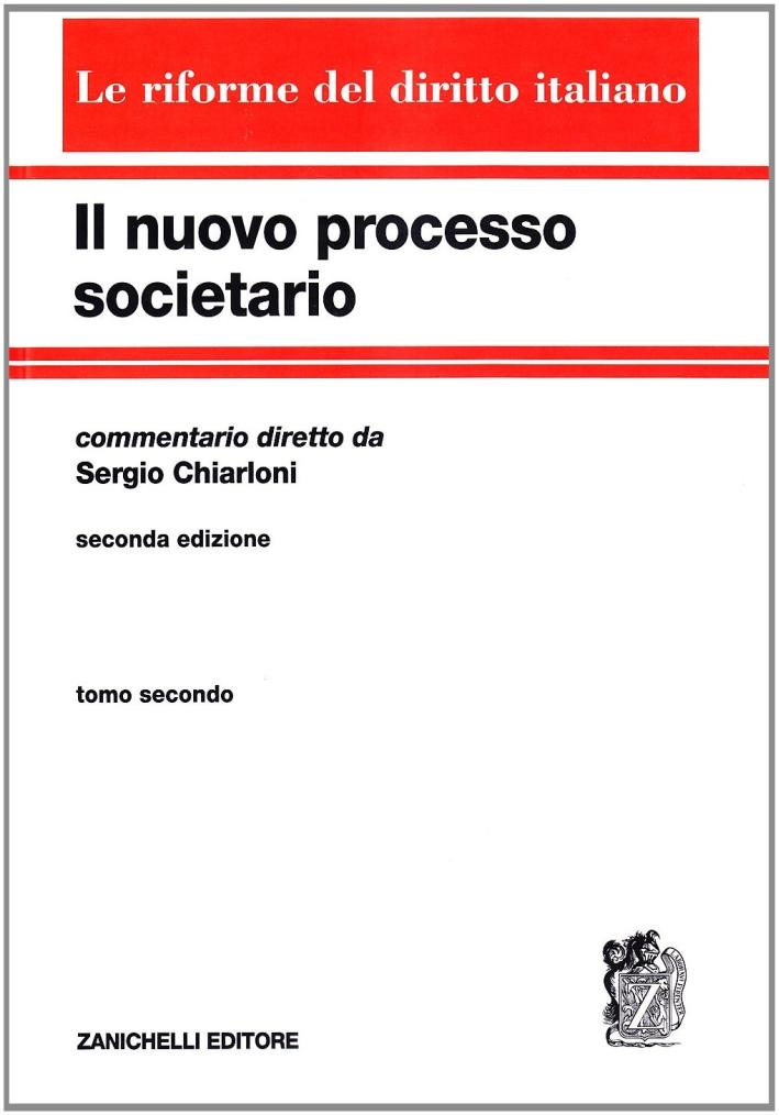 Nuovo processo societario. Vol. 2