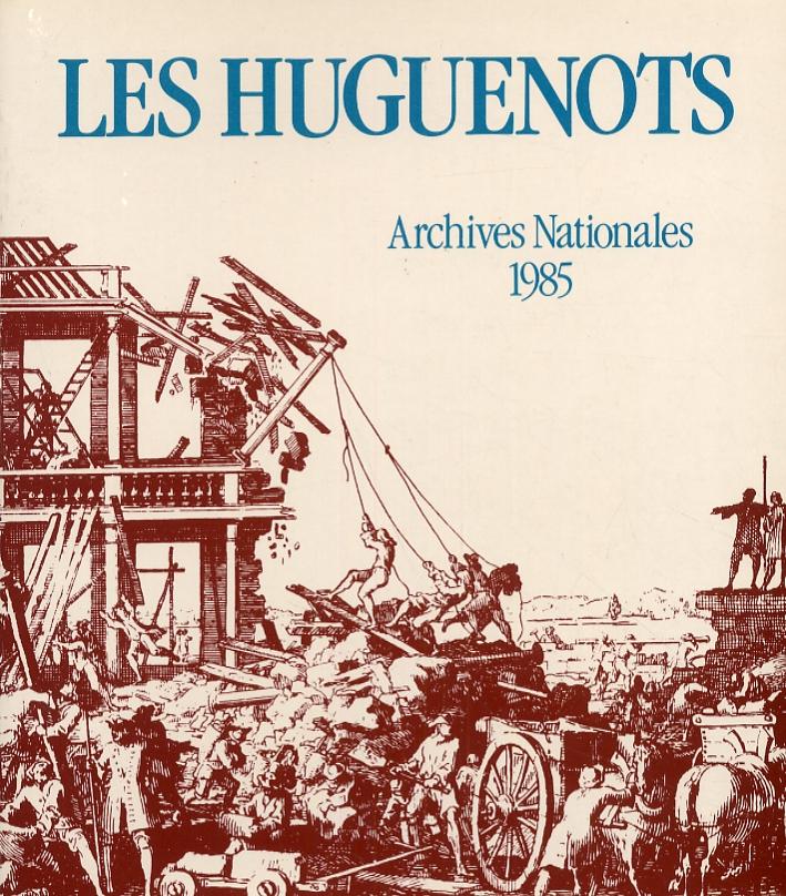 Les Huguenots. [French Ed.]