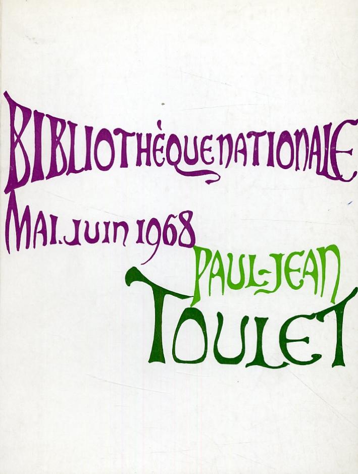 Paul-Jean Toulet.