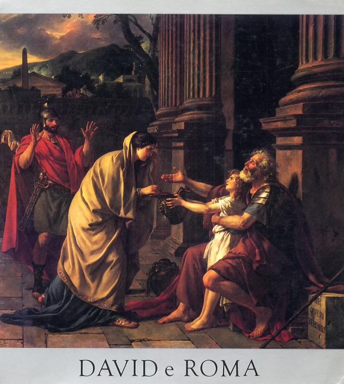 David et Rome. David e Roma
