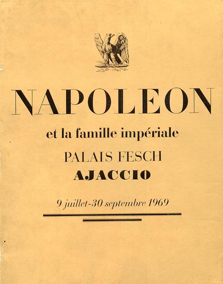 Napoléon et la Famille Impériale.